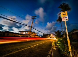 The Kamehameha Highway by TPextonPhotography