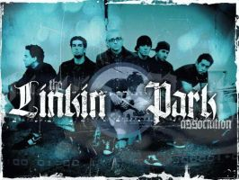 linkin park wall paper by crimpetal