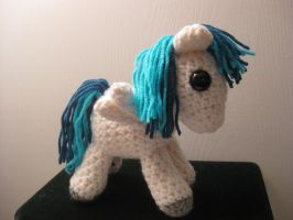 2nd Custom OC Pony for white7777 by kaerfel