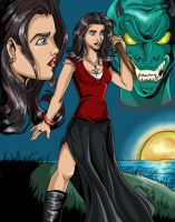 FATE RHYMES VAMPIRE SLAYER by Angel-vs-Buffy