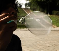 Smoke bubble by drinkpoison