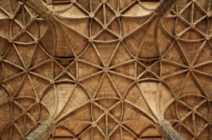 Monastery's ceiling by Philxxx
