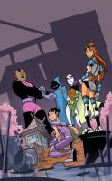 Teen Titans Go no. 24 by cheeks-74