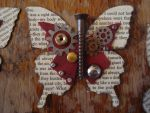 Steampunk Butterfly by vampirelove75