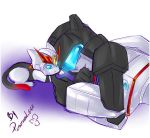 TF - Jazz and Kitty Prowl by plantman-exe