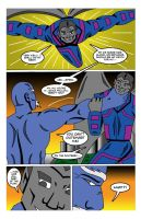 Deviant Universe Page 3 by mja42x