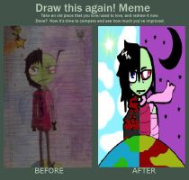 Before And After! by Cutediepie