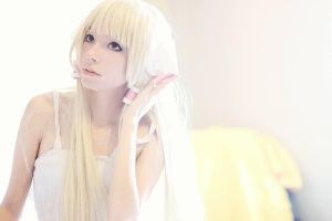 Chii - chobits by Liliiet