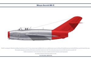 MiG-15 China 3 by WS-Clave