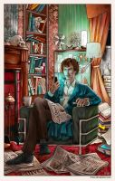 Back at 221B Baker Street by Rinter