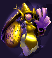 Aegislash by elPatrixF