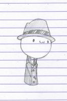 Banker the Mini Spy by Unknown3032