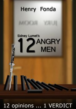12 Angry Men by thedemonknight