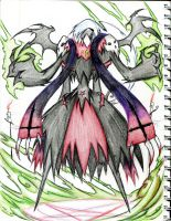 Darkrai evo form by winddragon24