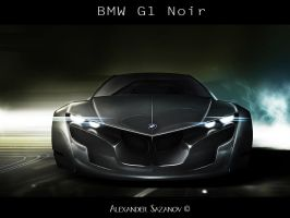 BMW Noire concept by AS001