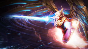 Kayle Wallpaper by D-Dragons
