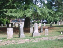 Old Cemetery 25 by fairchild-stock