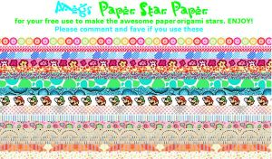 Paper Star Paper I by Albino-Broccoli