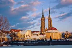 Wroclaw Cathedral by DominikaAniola