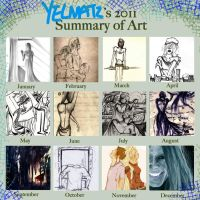 Summary of Art 2011 by Yelnatz