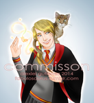 Commission - Hogwarts High-Jinks by Alexiel-VIII