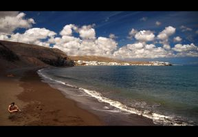 Playa Quemada by MrAlito