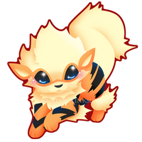 Arcanine v2 by Clinkorz
