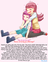 Addicted To My Little Sister by TG-Cradle