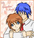 My Guardian Angel by SparxPunx