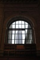 NY Library and Empire State Building by LucieG-Stock