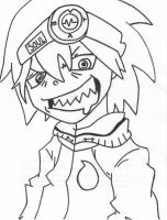 Soul Eater Evans Fail by Dragon-Wolf-Lover