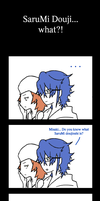 SaruMi douji What??! by Yazu-Jud