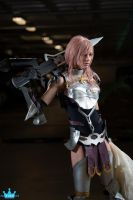 Lightning at ALA by ButtercupBrix