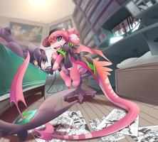 Furries Furever CH.2 rudragon by phation