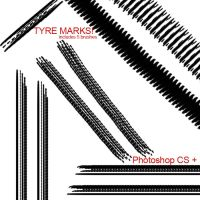 Tyre Brushes - PS CS by LJZedstock