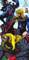 The Savage X-Force BA Color Battle 05 by CDL113