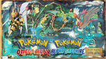 Pokemon Omega Ruby/Alpha Sapphire Mega Wallpaper by jammyjet