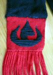 New Fire Nation Scarf by ashesonfire