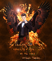 The Eleventh Doctor's Time Has Come. by AnimeMangaRox14