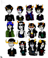 All Twelve by Simply-Daco