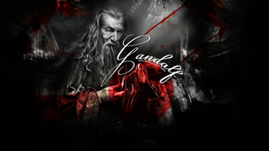 Gandalf by crissie2389