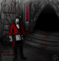Dero .. wants to play a game.. by NixeXTC