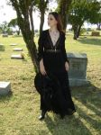 Gothic Witch 16 by HiddenYume-stock