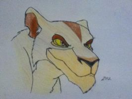 .:REQUEST:. Zira by Koala-Sam