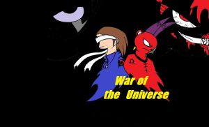 War of the Universe cover by Agent-Eli