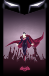 BatmanvSuperman: Savior by BatArchaic