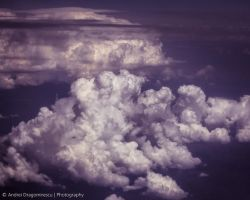 Low Altitude Clouds by DrAndrei