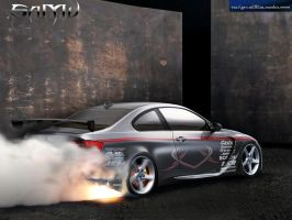BMW M3 Concept by SaMuVT
