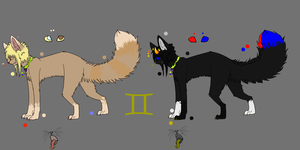 Sollux reference by xDorchester