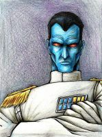 SW Grand Admiral Thrawn 2 by Guard-of-Minasteris
